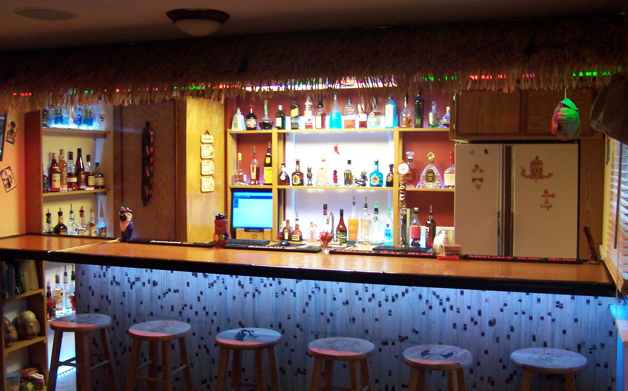 Tiki Bar 3.0 - The Pleasure Dome Tiki Bar